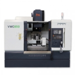 天津VMC850立式加工中心