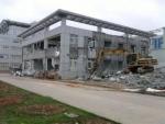 无锡厂房拆除设备处理工厂拆除专业拆除公司