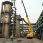 山東化工廠拆除設備處理廠房拆除回收