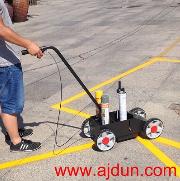 油漆划线车D型 油漆划线器套装 道路画线车