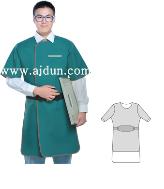 X射线防护衣 X射线防护服 铅胶衣 射线服 双面含铅防护服