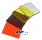 【茶色防静电有机玻璃板】腾创专业供应茶色防静电有机玻璃板