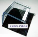透明进口抗静电PC板可耐酒精等擦拭防静电板
