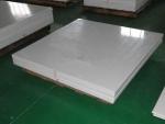 供应全新料白色PTFE板,铁氟龙板,聚四氟乙