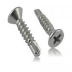 自钻螺丝标准 自钻螺丝规格型号 自钻螺丝价格