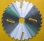 顶级原木多片锯片 产品规格 中锯牌 280*2.45/1.9