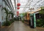 设施生态餐厅温室|园艺温室|生态温室|餐饮温室