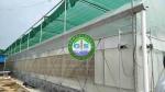 供应内蒙古农用设施玻璃温室园艺连栋玻璃温室