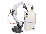 松下6軸關節機器人TM1400弧焊機器人