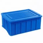 四川成都供应 HF-C 5号封闭式周转箱  塑料防静电物流周