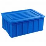 供应四川成都HF-C塑料防静电物流周转箱 6号封闭式周转箱