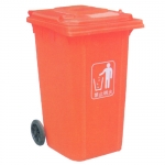 四川成都环保垃圾桶 120型移动垃圾桶