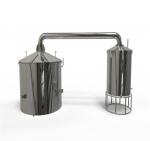 廠家直銷304不銹鋼釀酒設備  白酒蒸餾設備200斤傳統設備