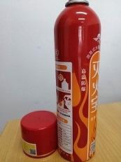 橙子應急簡易式水基滅火器耐高溫抗低溫滅火器