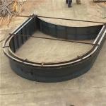 拱形骨架护坡模具 拱形骨架护坡模具厂