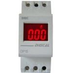 DHC15P系列  導軌式數顯電壓電流表