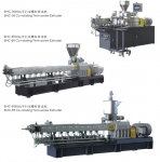 36機雙階塑料造粒機/南京科爾特