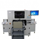 实时打印贴标机 即时打印扫描贴标机 PCB电路板条码贴标机