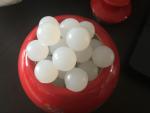 优质天然橡胶防堵弹跳球 直线振动筛用弹力球