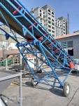 倉庫貨物裝車運輸機-專用移動式輸送設備