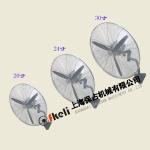工业铝合金叶片风扇SF-30工业气动摇头风扇