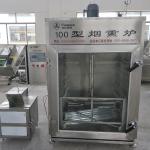 豆干烟熏炉 腊肉烟熏炉多少钱 哈尔滨红肠烟熏炉厂家