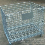 DT357型号周转箱优工品质非标定制仓储笼物流器具托盘