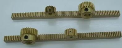 1.5模齿条 锻钢材料加工可配同模数齿轮