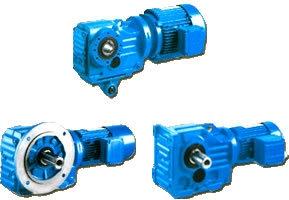 大功率齒輪減速機上海諾廣生產KF127螺旋錐齒輪減速機