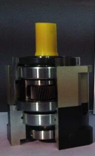 FAB-060精密行星减速机 单段精密型 配步进伺服电机