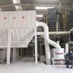 1200重鈣粉設備桂林鴻程HCH超細環輥磨