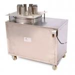 商用多孔径莲藕切片机,土豆切片设备