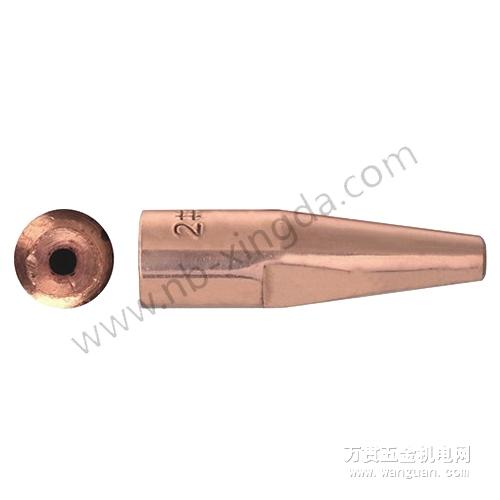 H01型-6乙炔焊嘴 宁波日出牌 四川成都 品质保证 价格便