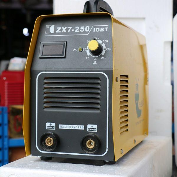 华远ZX7-250直流电焊机 成都批发直销