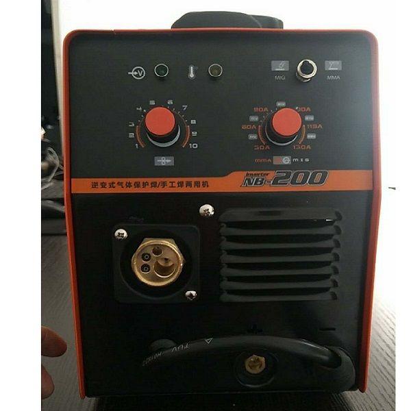 限时特价 MegaTec无气自保护焊机 NB-200,NB-