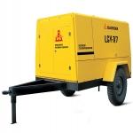 移动机,移动式LGJY7/7螺杆空压机,移动空压机价格