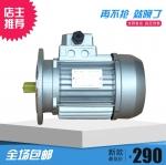 四川六安强力电机 铝合金电机YS7134/550w  价格优