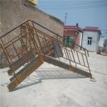 T3格板踏步+防滑楼梯踏步板+花纹板包边踏步板