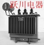 四川自贡内江高压变压器厂家全密封油浸式配电变压器S11