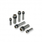 鞍山供應304不銹鋼內六角螺絲 緊固件機械螺絲釘 標準件