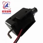 汽車燈電磁鐵小型12V直流電磁鐵QDU0630S廠家直銷