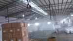 高压喷雾除尘设备 绿迪喷雾系统 高坟喷雾加湿