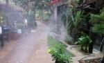 车间喷雾降温优德w88 高压喷雾降温主机 高压喷雾系统