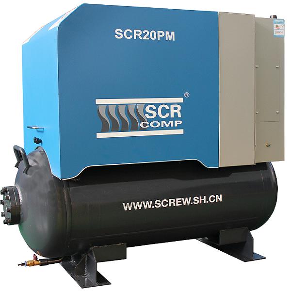 斯可络SCR20PM永磁变频空压机 成都直销