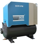 斯可络SCR15PM永磁变频空压机 成都直销
