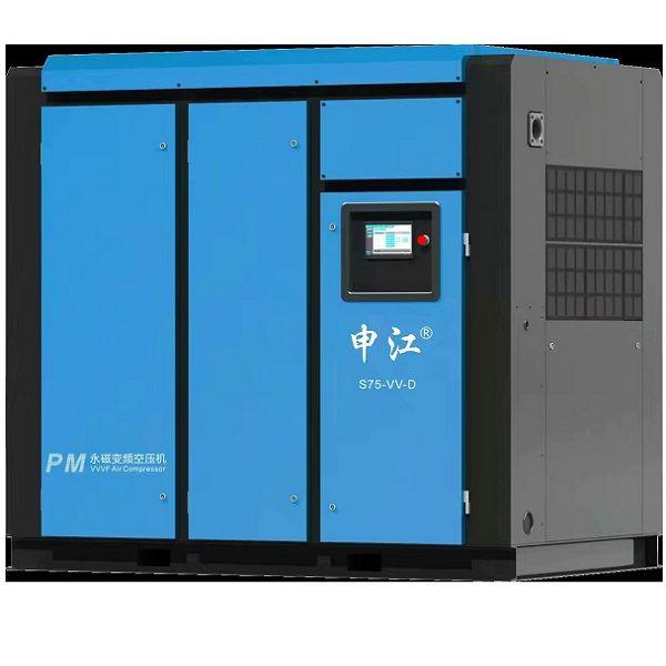 成都高盛申江E75-VV永磁变频螺杆空压机 成都厂家直销