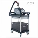 進口干冰清洗機,德國ICS干冰清洗機,IC-022小型氣動干