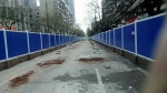 九江塑料围挡厂家,九江PVC围挡大横梁新品