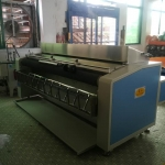 廠家自動縮水機  BS-218服裝廠布料蒸汽縮水