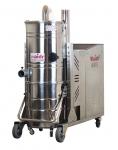 桶式工业吸尘器100L威德尔大容量吸尘器吸铁钉